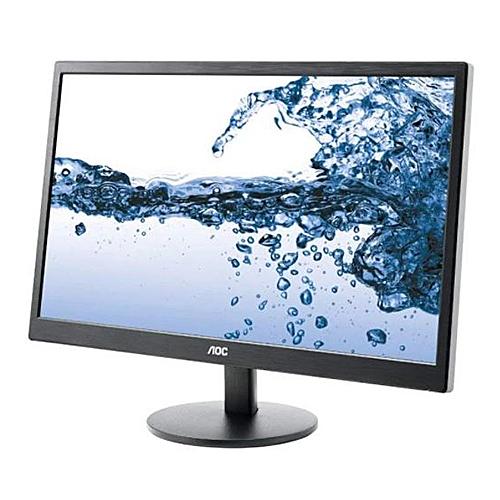 AOC 23 Inch Monitor Black 2 - Bridge PC Repair Wexford