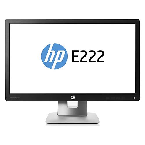 HP 21 Inch Monitor Black 1 - Bridge PC Repair Wexford