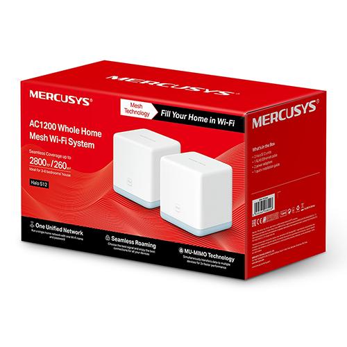 Mercusys ac1200 Mesh Wifi System Twin Pack 2 - Bridge PC Repair Wexford